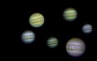 今日の木星