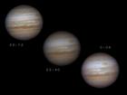 木星の回転