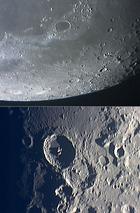 ToUcamでの月面