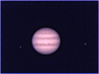 また 木星!
