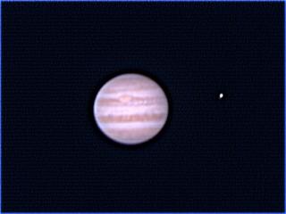 ETX-125による木星